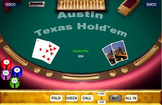 Austin Texas Holdem