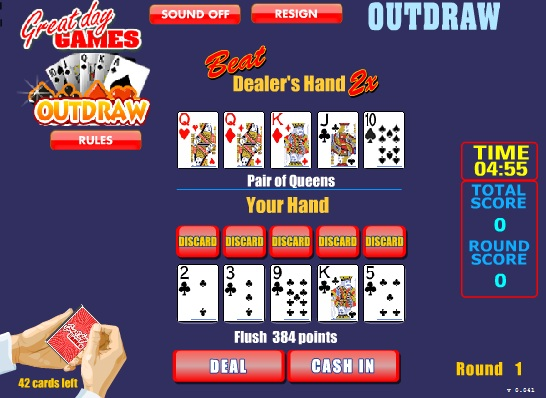 Outdraw_Poker